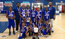 AAU Basketball Teams