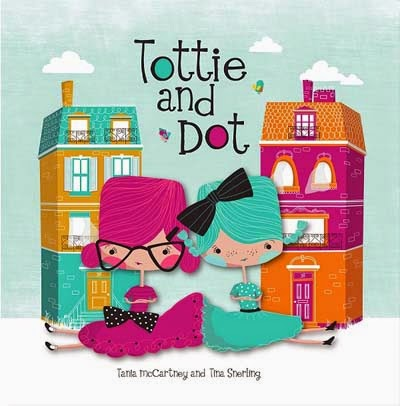 Book launch of Tottie and Dot by Tania McCartney and Tina Snerling