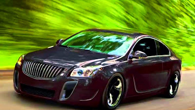 2016 Buick Regal Redesign