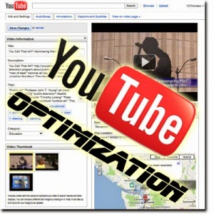 YouTube Optimization image