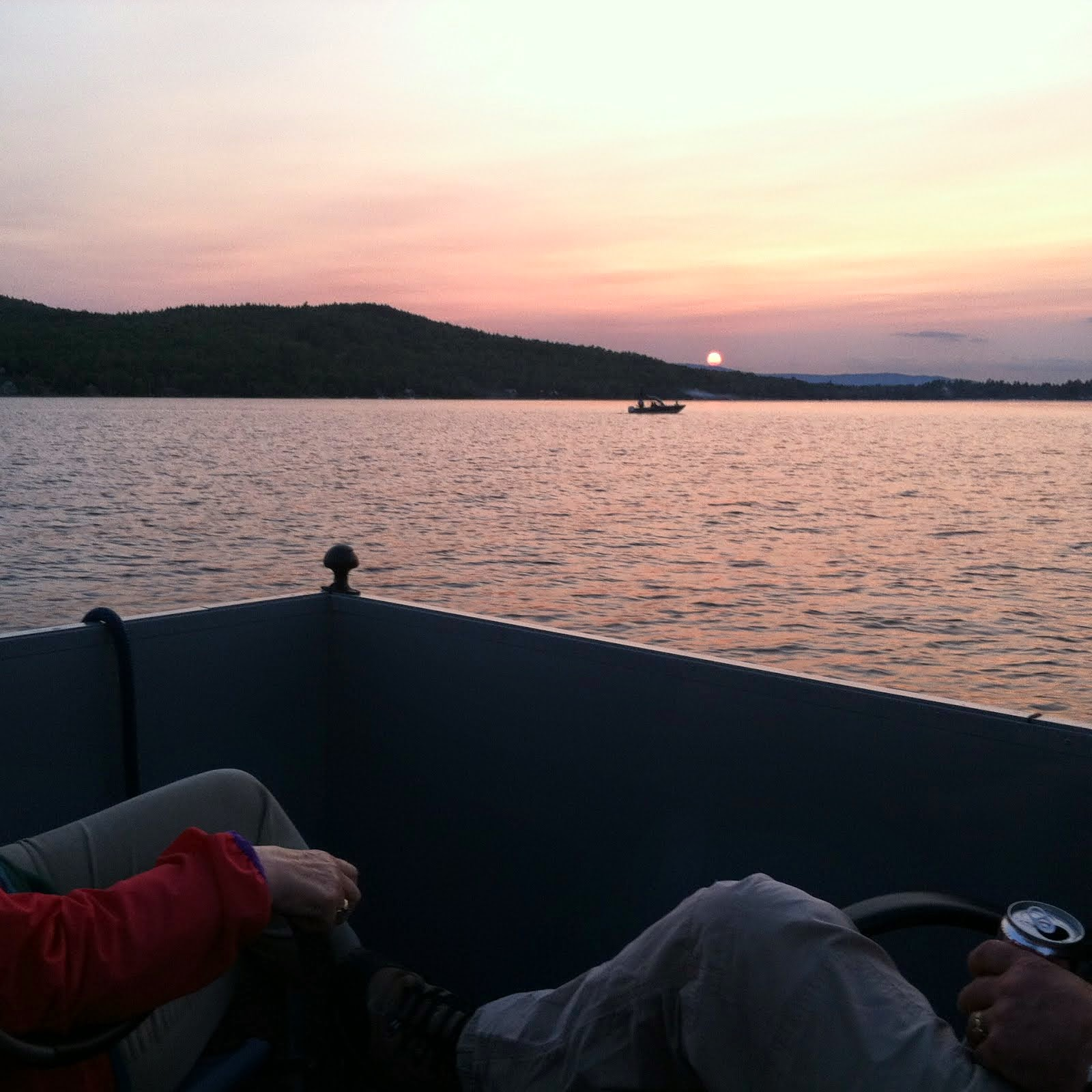 Rangeley Lake, Sunset