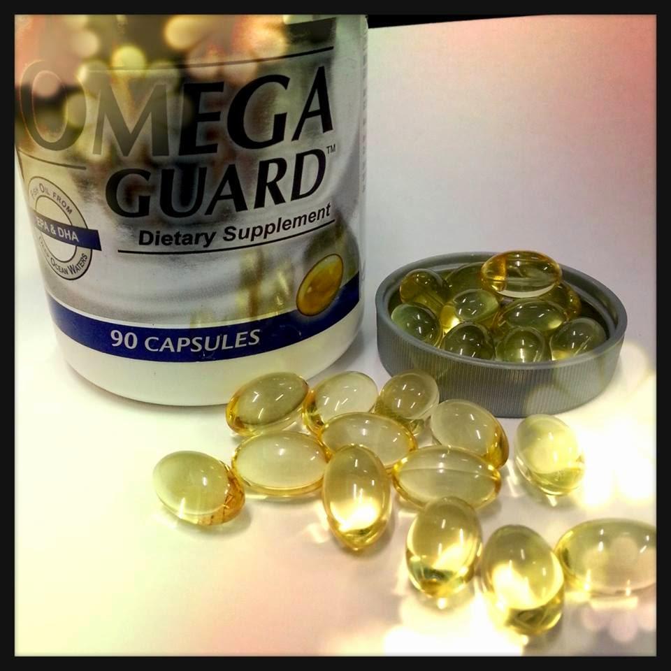 omega untuk kesihatan warga emas