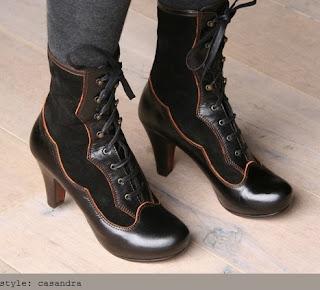 Chie Mihara Cassandra Boot