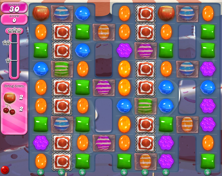Level 352 | Candy Crush tips level 352