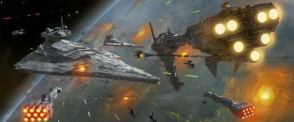 Star Wars Armada Review