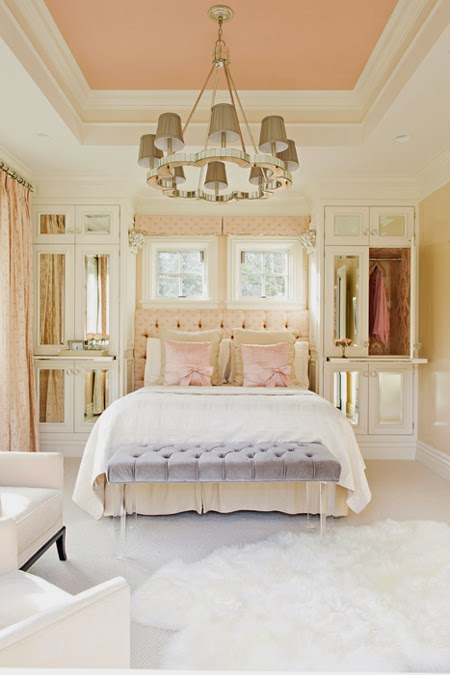 elegant bedroom decor