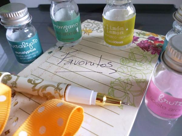 Cosillas Varias: Aceites Aromaticos de Casa & Ideas