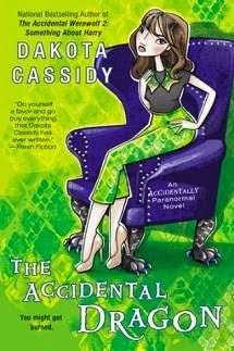 The Accidental Dragon (Accidentals #9)