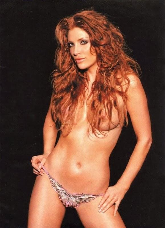 angelica bridges naked