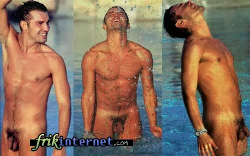 Jose Antonio Canales Rivera Desnudo