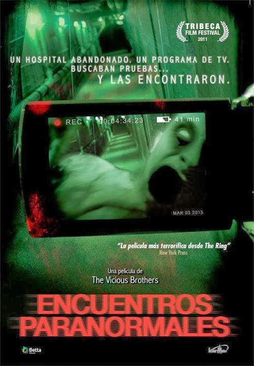 Encuentros paranormales (2011)