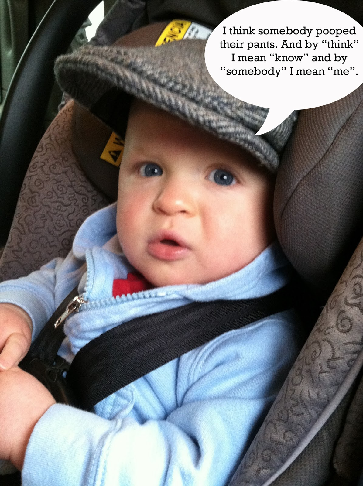 funny baby faces with captions