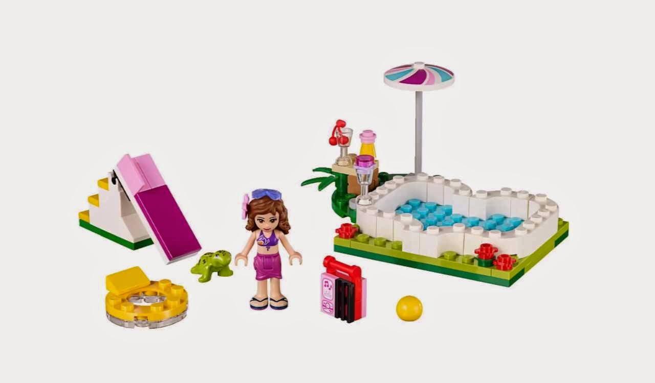 Lego gossip 081014 lego 41090 olivia s garden pool box for Lego garden pool