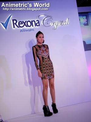 Rexona Crystal Philippines