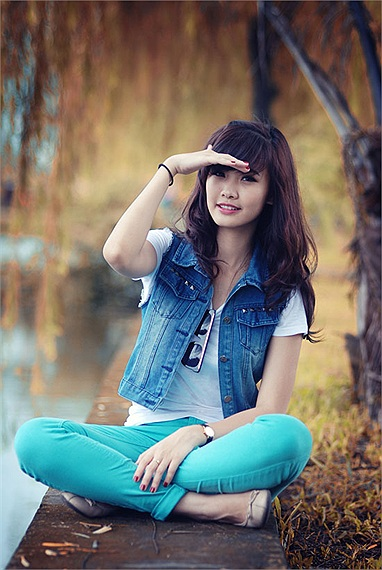 Huong Ly Xgen Xstyle, gai xinh hai duong