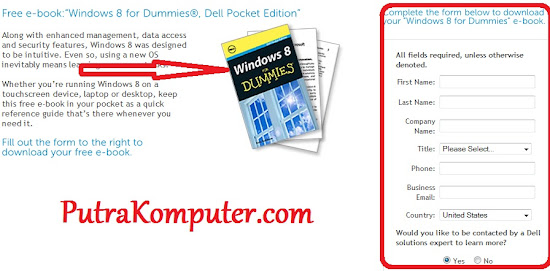 Windows 8, Ebook