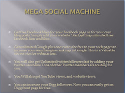 Get Unlimited facebook likes, twitter followers,Youtube views,  Website views,website Traffic= Make