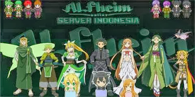 Alfheim Online Game Id Server