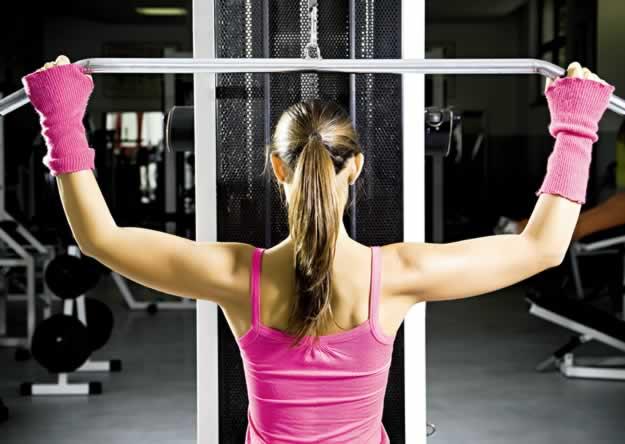 musculação para mulheres