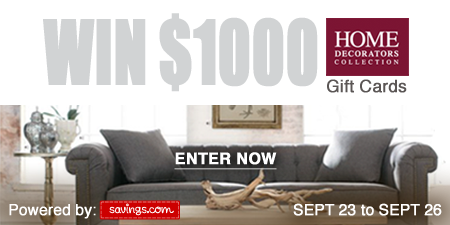 Win, shop, gift, giftguide, early christmas, extra money, wing big, diy, crafts, enter now, deals, bargain, discount, savings, rewards, perk, perks, reward, giveaway, contest, gift card giveaway, win home decorators collection giveaway