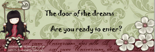 The door of the dreams, are you ready to enter?