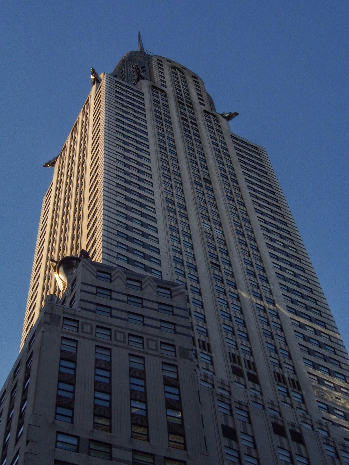 Vertigo, #ChryslerBuilding #AlwaysLookUp #artdeco #architecture #NYC 2014