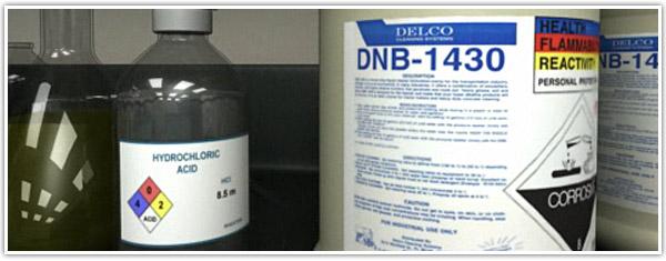 Osha revises hazard communication standard 19101200 to for Chemical labeling system
