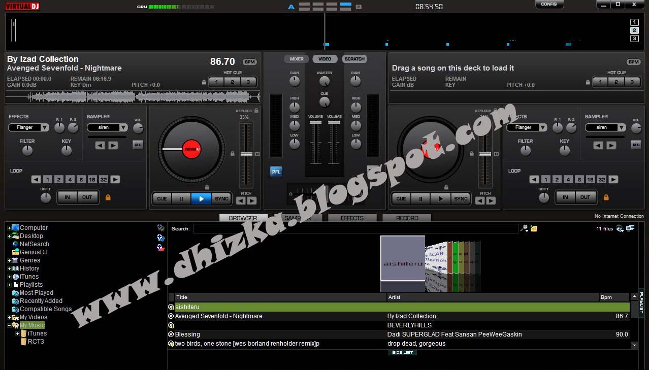 virtual dj 7 free download full version 2011 with crack