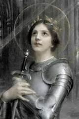St. Jeanne d'Arc, Patronness
