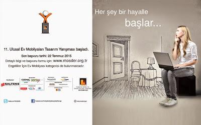 mosder tasarım yarışması afişi