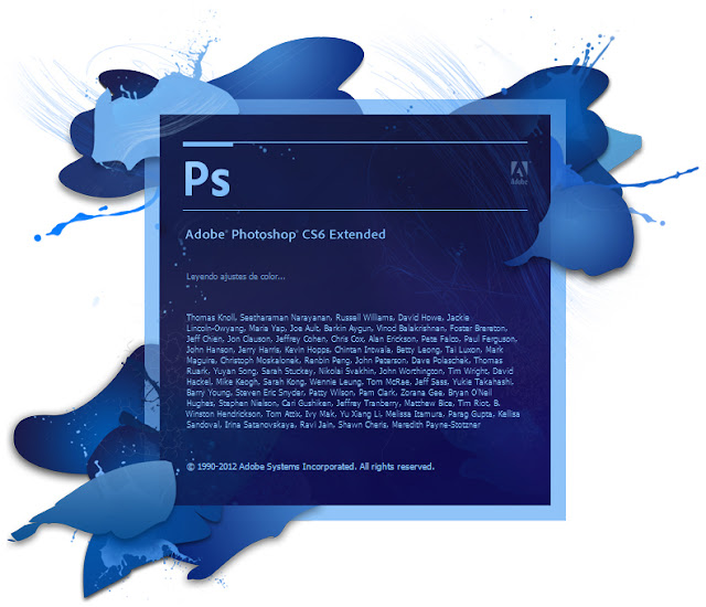 Descargar Adobe Photoshop CS6 Extended