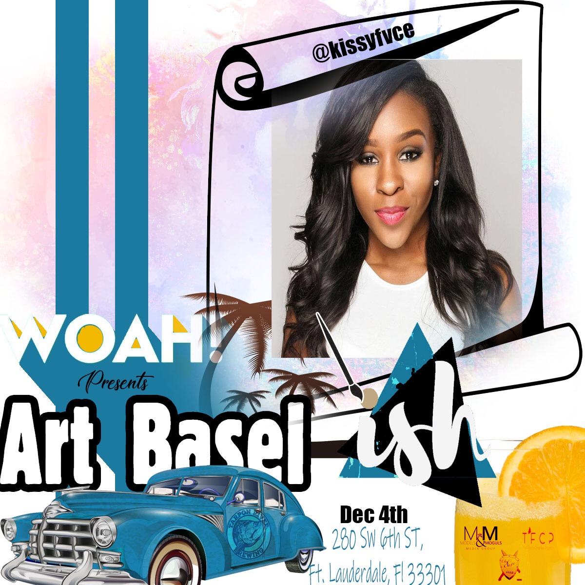 Purchase Tickets For Art Basel-ish