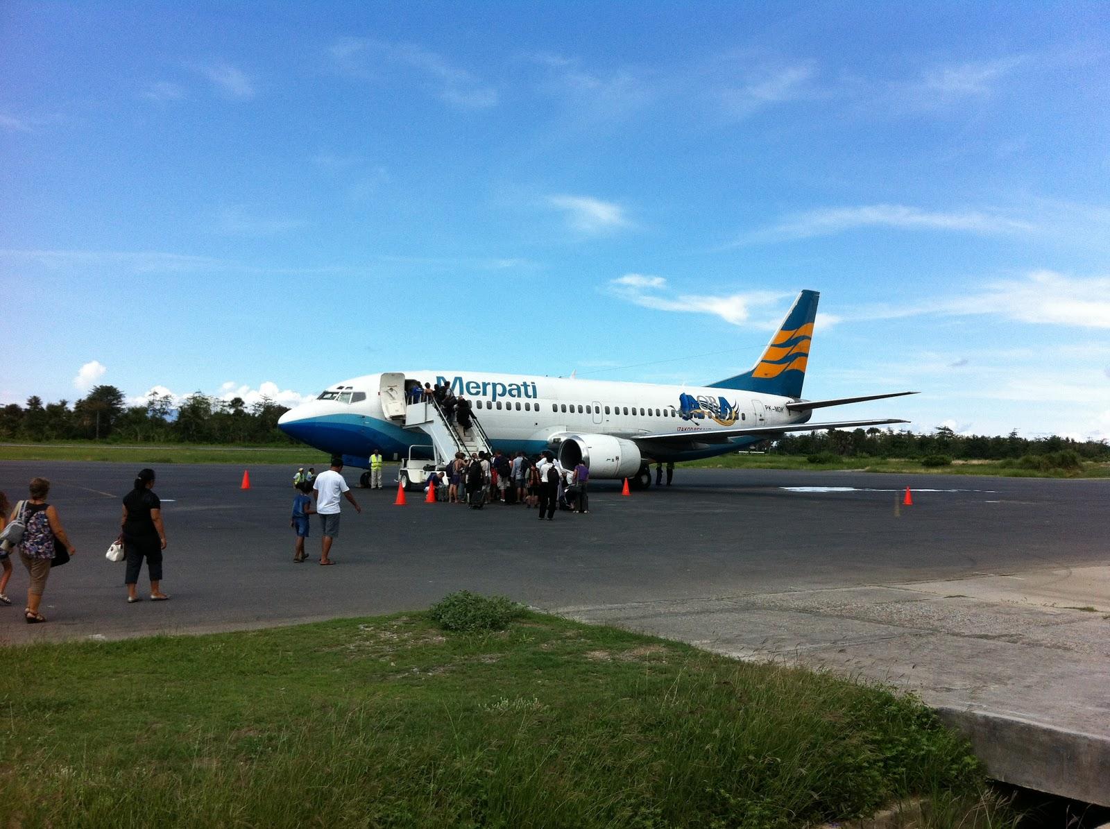 Aeroporto Dili : Um goiano no timor leste
