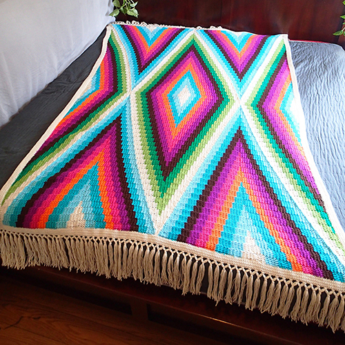 Bohemian Blanket