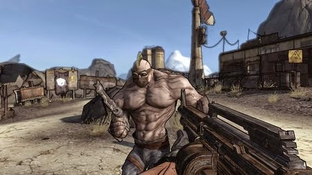Borderlands Game of The Year Edition 2010 Fully Full Version