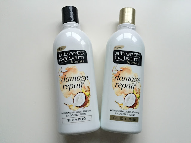 alberto balsam shampoo and conditioner