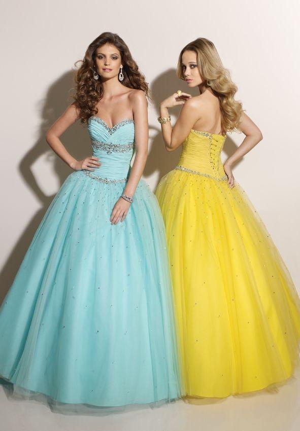 Twin Ball Dresses