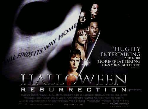 Welcome to the Film Review blogs: Halloween: Resurrection