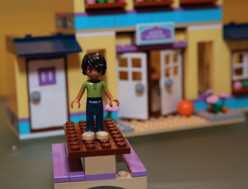 lego friends heartlake high - photo #19