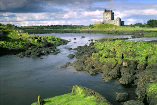 Irland i et billed (Dunguaire Castle)