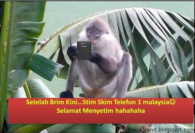 Setelah BrimKiniSTIMSkim Telefon 1 Malaysiahahaha