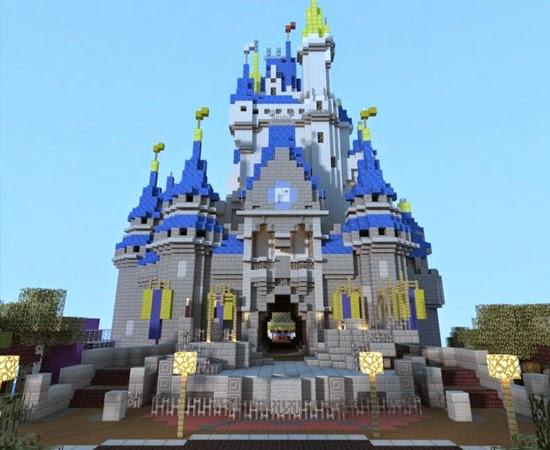Castelo Minecraft