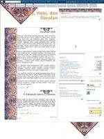 batik template