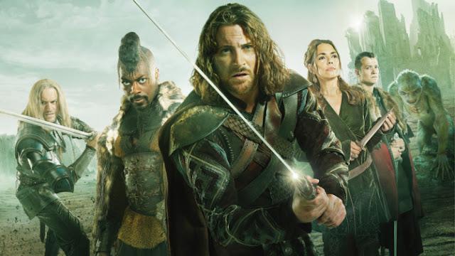 Bande-annonce de la nouvelle série Beowulf