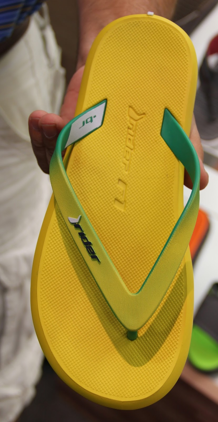 We re sure it is practically law in Brazil (Brasil) for native companies to  salute their highly ranked team. At OR-Rider sandals---flaunt their  country s ... d0ca899fcbfd