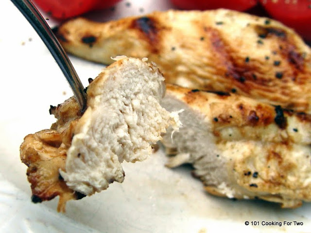 Grilled Chicken Strips from 101 Cooking For Two