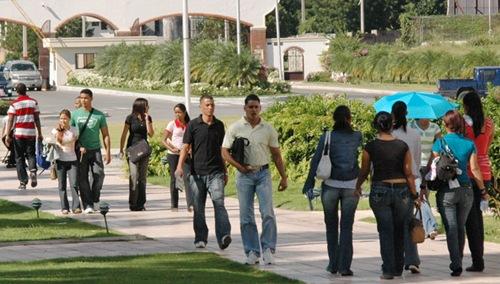 Estudiantes UASD en elecciones