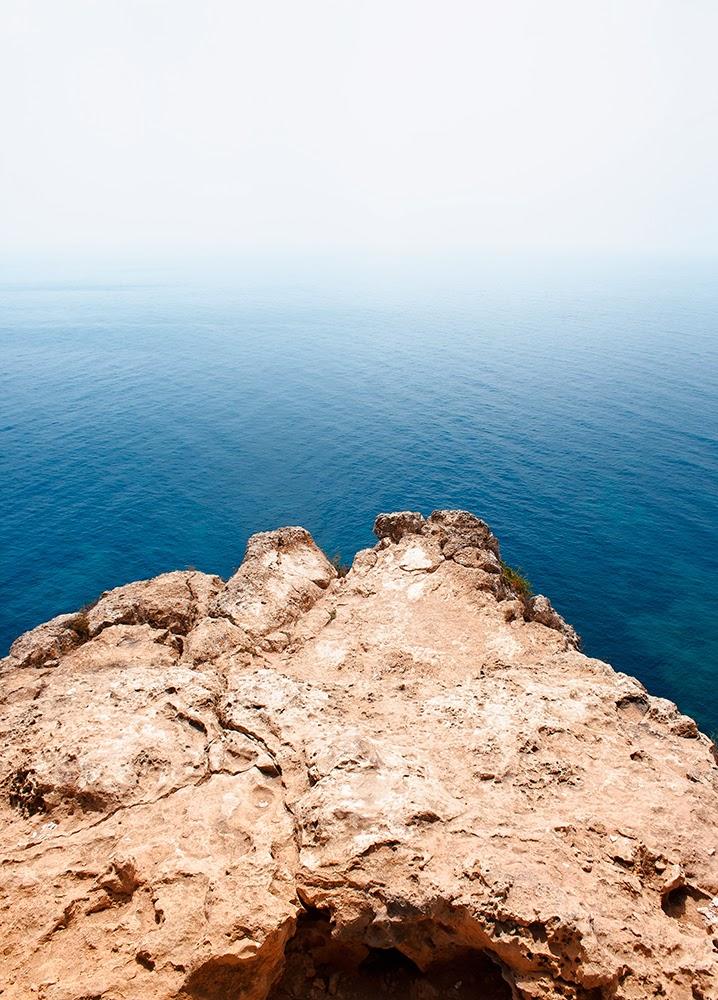 Cova Foradada Barbaria Formentera