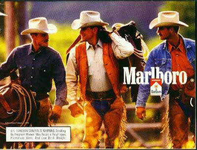 THREE ACTORS WHO PLAYED THE MARLBORO MAN DIED FROM LUNG CANCER