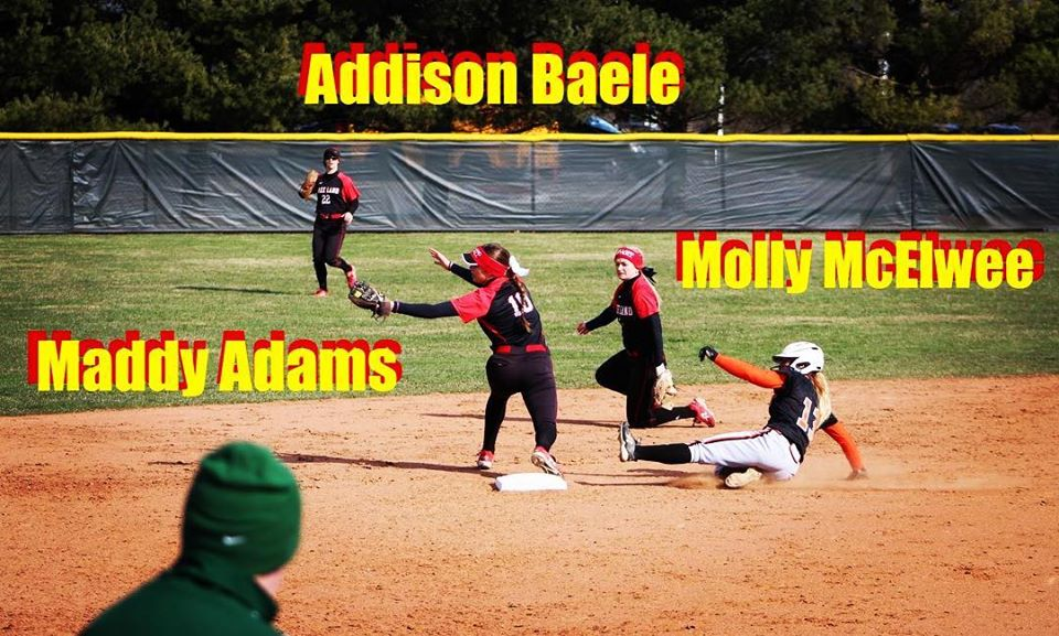 Maddy Adams - Addison Baele - Molly McElwee